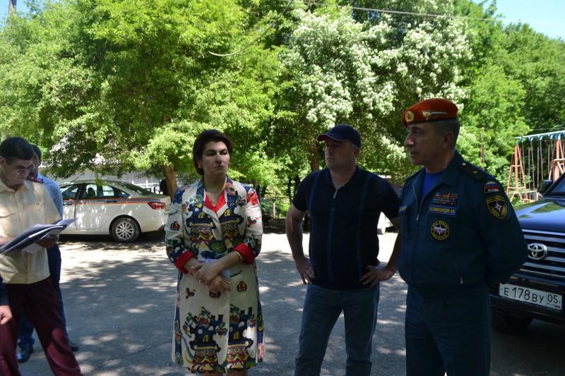 В Дагестане проинспектированы детские оздоровительные лагеря